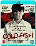 Cold Fish (2010) ( Tsumetai nettaigyo ) [ NON-USA FORMAT, Blu-Ray, Reg.B Import - United Kingdom ]