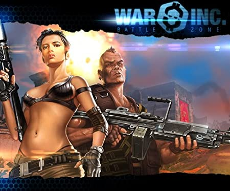 War Inc. Battle Zone [Game Connect]