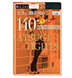 (アツギ)ATSUGI アツギタイツ 140デニール ブラック  M-Lサイズ