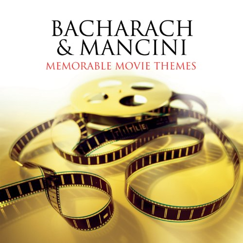 Bacharach-and-Mancini-Memorable-Movie-Themes-Various-Artists-Audio-CD