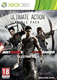 Ultimate Action Triple Pack - Just Cause 2/Sleeping Dogs/Tomb Raider (Xbox 360)