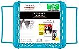 Five Star Extra Tall Locker Shelf, Holds 100 lbs., Fits 12 Width Lockers, Locker Accessories, Teal (73325)