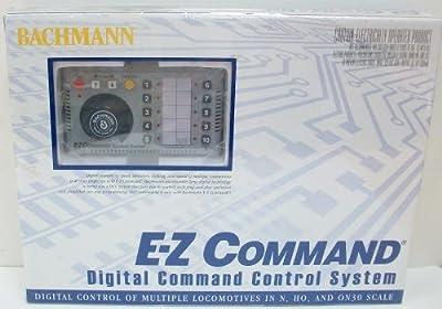 Bachmann Trains E-Z Command Digital Command Controller