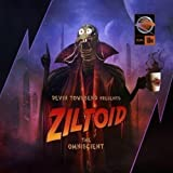 Presents: Ziltoid the Omniscient by Devin Townsend (2007) Audio CD