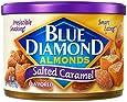 Blue Diamond Almonds Salted Caramel, 6 Ounce