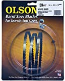 OLSON SAW 14 x 595 Inch 14 TPI Benchtop Bandsaw Blade