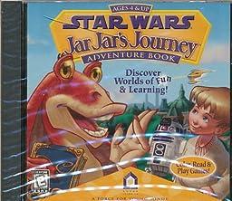 Star Wars: Jar Jar\'s Journey Adventure Book - PC/Mac