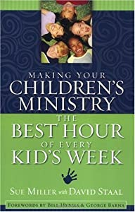 Cover of &quot;Making Your Children's Ministry...