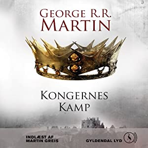 Kongernes kamp [Kings Battle] Audiobook