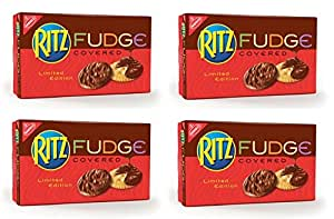 Amazon Com Nabisco Ritz Fudge Chocolate Covered