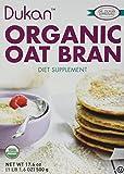 Dukan Diet Organic Oat Bran 4-Pack - Kosher - 4 Pack - 17.6 oz. per box