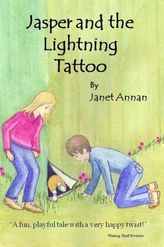 Jasper and the Lightning Tattoo