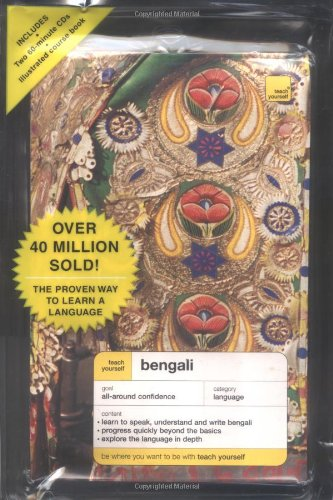 Teach Yourself Bengali Complete Course Package (Book + 2CDs) (Teach Yourself Language Complete Courses)