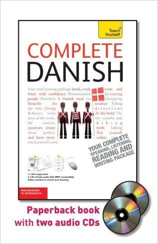 Complete Danish with Two Audio CDs: A Teach Yourself Guide (TY: Language Guides)