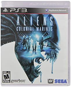 Aliens: Colonial Marines  - PlayStation 3 Standard Edition