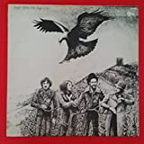 TRAFFIC When The Eagle Flies LP Vinyl VG+ Cover VG+ Pic Sleeve 1974 7E 1020