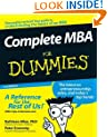Complete MBA For Dummies