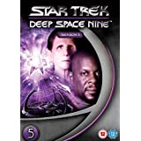 Star Trek - Deep Space Nine - Series 5 (Slimline Edition) [DVD]by Avery Brooks