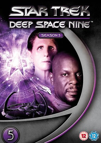 Star Trek - Deep Space Nine - Series 5 (Slimline Edition) [DVD]