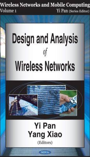 Design And Analysis Of Wireless Networks: Wireless Networks And Mobile Computing