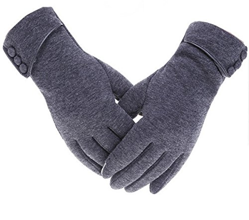 Womens-Warmth-Smart-Touch-Screen-Winter-Stretch-Gloves-for-Smart-Devices-gray