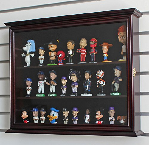 Display-Case-Cabinet-Holder-Wall-Rack-for-MINI-Bobble-Head-Wobbler-Nodder-Figurine-with-glass-door-CD-SC04-MA