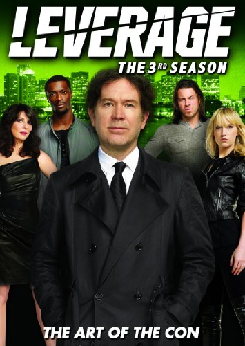 Leverage: Third Season [DVD] [Import]
