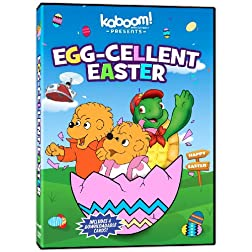 Kaboom! Egg - Cellent Easter
