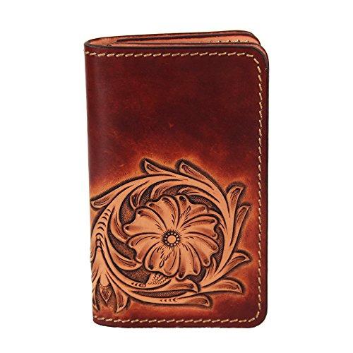 lengren-senior-handmade-short-wallet-carved-with-plant-pattern-in-tang-dynasty-genuine-italian-full-