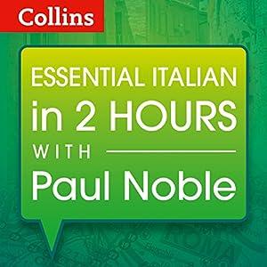 Essential Italian in Two Hours Speech