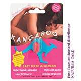 WOMAN'S Maximum Strength Performance Enhancer KANGAROO Easy to be a WOMAN Nutritional Supplement 1 Tablet