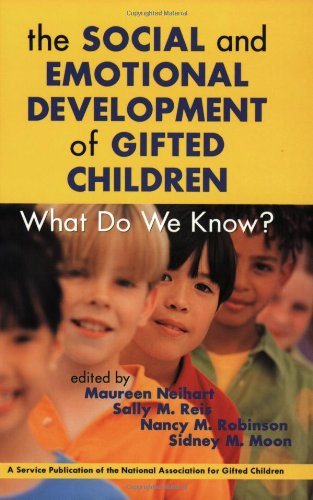 The Social and Emotional Development of Gifted Children:...