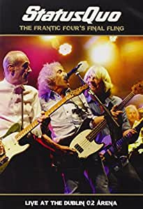 Status Quo: The Frantic Four Final Fling [DVD]
