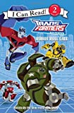 Transformers Animated: Robot Roll Call (I Can Read Book 2)