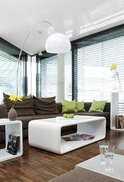 salesfever gigantische bogenlampe wei mit dimmer mega deal dc170. Black Bedroom Furniture Sets. Home Design Ideas
