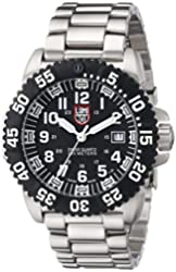 Luminox Navy Seal Colormark Black Dial Steel Mens Watch 3152