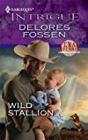 Wild Stallion (Harlequin Intrigue Series)