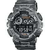 Casio Herren-Armbanduhr XL G-Shock Specials Digital Quarz Resin GD-120CM-8ER