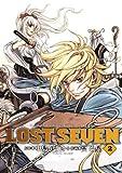 LOST SEVEN 2 (2) (BLADE COMICS)