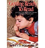 img - for [ Getting Ready to Read Bank Street College of Education Child Development By ( Author ) Aug-1998 Paperback book / textbook / text book