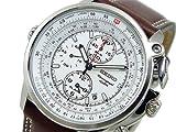 [セイコー] SEIKO 腕時計 アラームつきパイロットクロノ SNAB71P1 [逆輸入品]