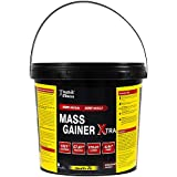 Healthvit Fitness Mass Gainer Xtra Chocolate Flavour (5KG/11.02lbs)
