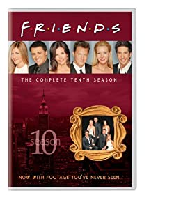 Friends: Season 10 (Repackage) by Warner Home Video