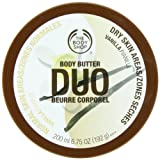 The Body Shop Body Butter Duo Vanilla 200ml