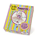 Paul Lamond Crafty Kids Puppet Kit Ballerina