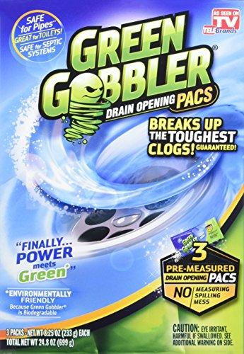 green-gobbler-ggdc3pacbox-drain-opener-hair-grabber-tool-3-piece-825-oz-233-g-each
