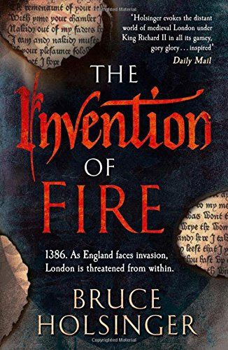 The Invention Of Fire (John Gower 2)