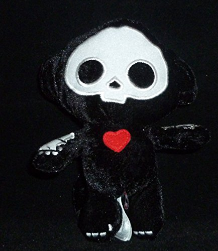 Skelanimals Black Marcy Monkey - 1