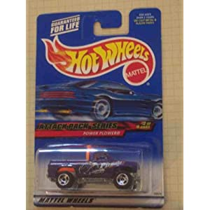 Attack Pack Series 2 Power Plower Unpainted Base 2000-22 Collectible Collector Car Mattel Hot Wheels 1:64 Scale