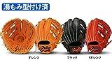 久保田スラッガー 少年軟式グラブ オールポジション用 KSG-J6KZ(湯もみ型付け済) Fオレンジ 右投